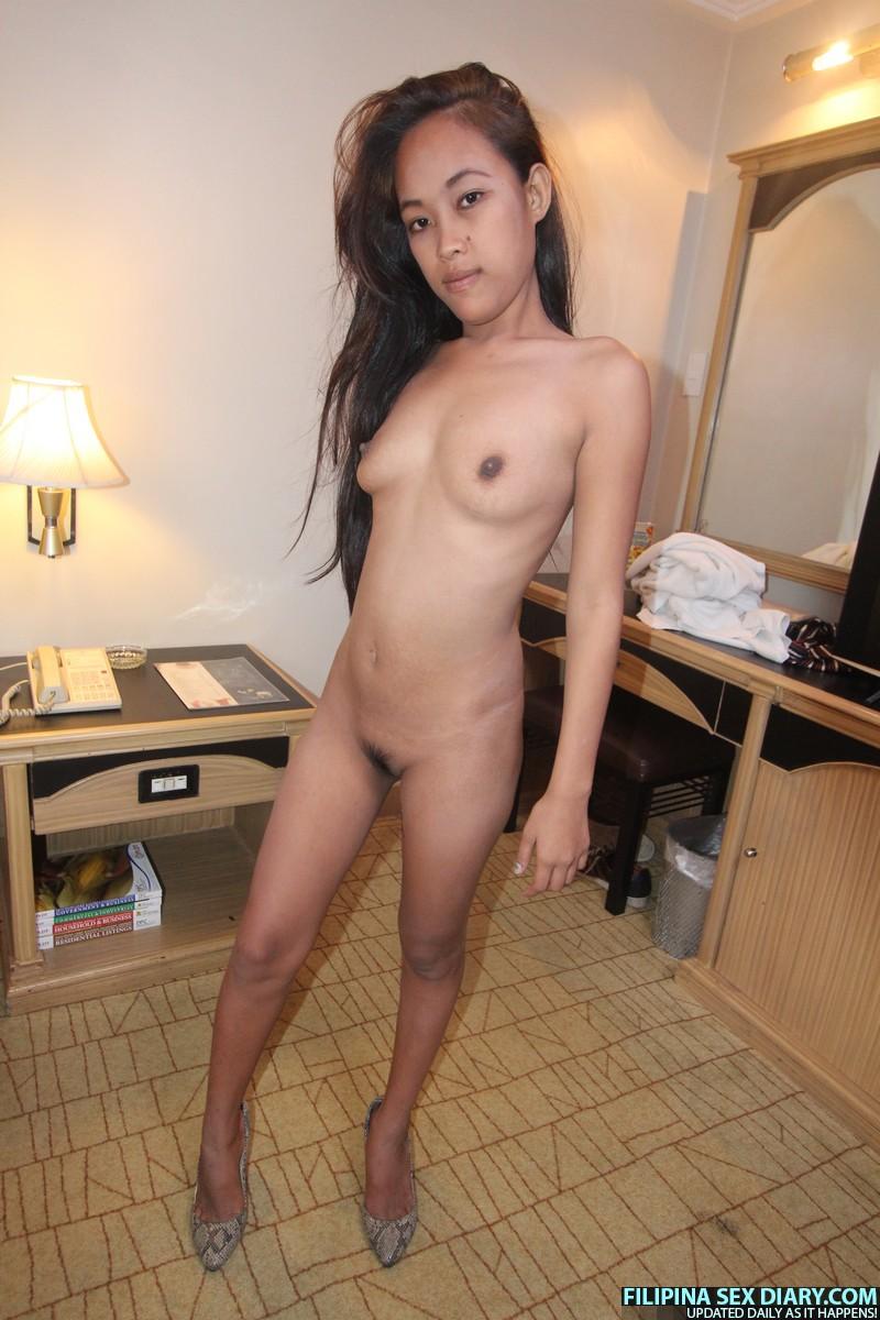 big tits filipino model nude naked
