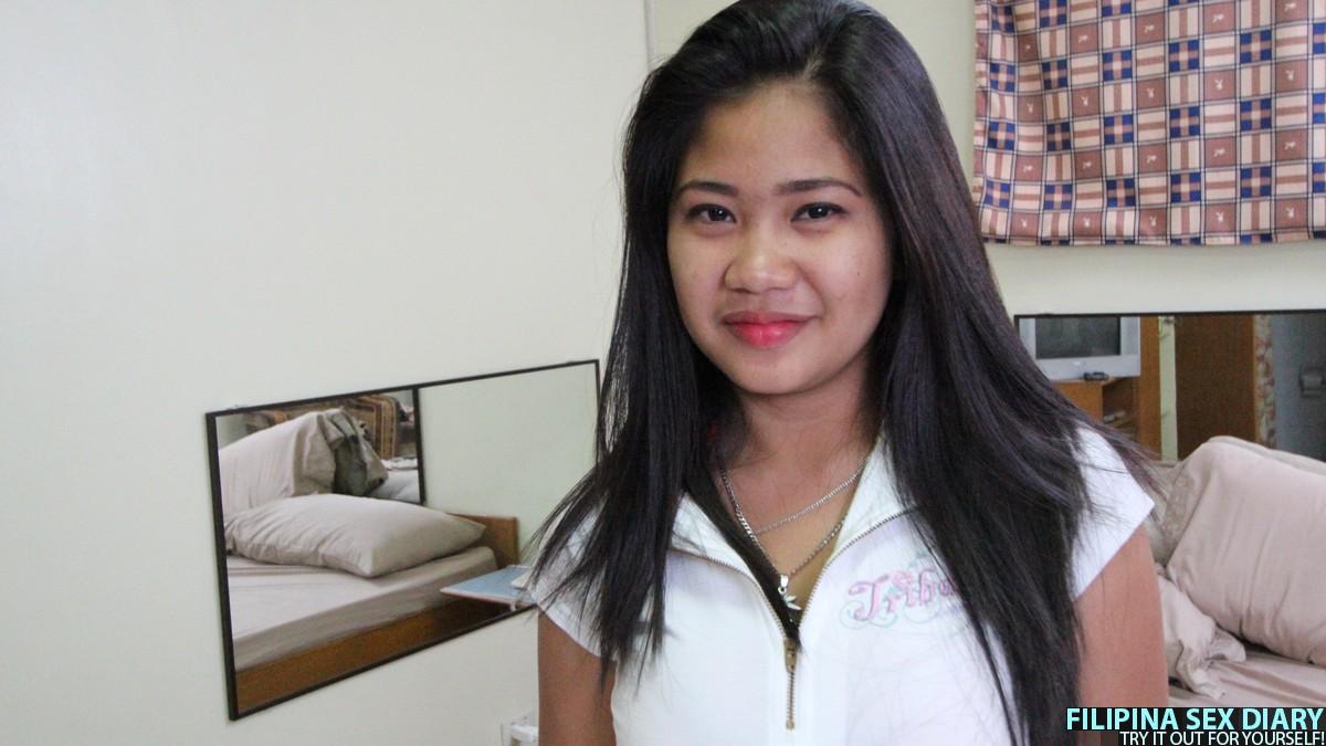 Busty filipina potchie at filipina sex diary